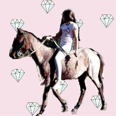 horse love freetoedit