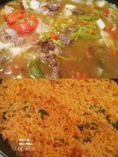 libbyeats food delicious cooking rice