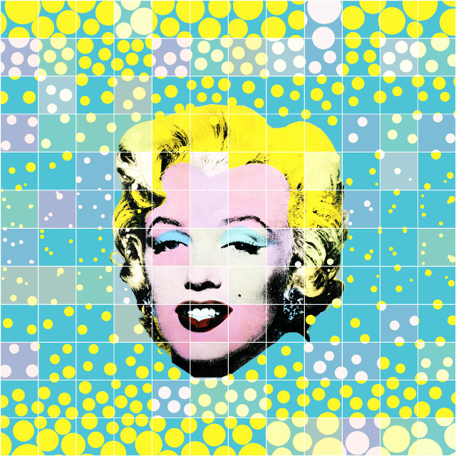 #popart #offgrideffect #abstractions