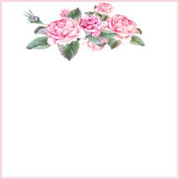 pinkrosesstickerremix freetoedit