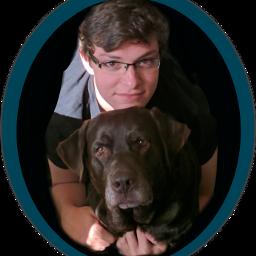 freetoedit dog guy guyswithstyle chocolatelab