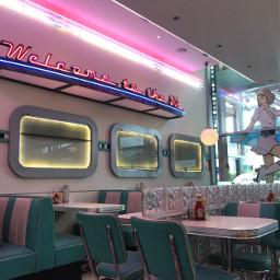 vintage 50s neons neonlights freetoedit
