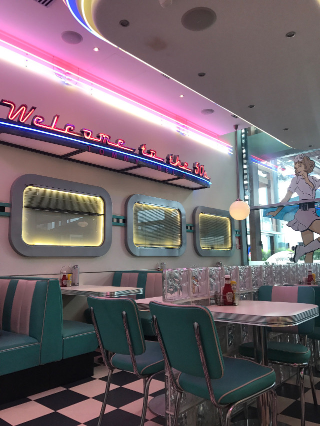 #vintage #50s #neons #neonlights #freetoedit