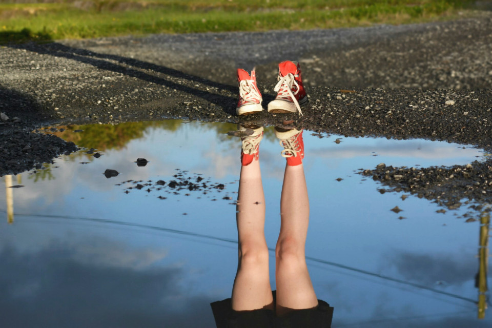 The earths tear is a puddle,  #puddle #edit #summervibes #2017 #dslr  #nikon #photography #photoshoot #drawme #girl #tumblr #cute #aesthetic #sticker #Lb #love #physcadelic #featureme  #converse  #colorful #emotions  @pa @katixteafox #freetoedit