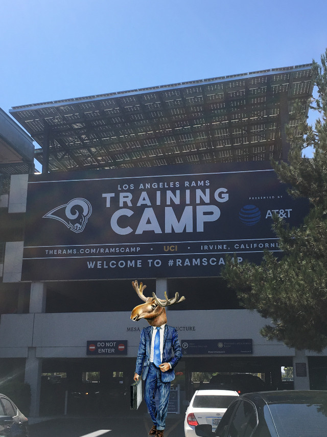 Joint #Rams #Chargers practice.  #losangelesrams #larams #losangeleschargers #lachargers #losangeles #irvine #ucirvine  #nfl #mooseisloose #dui  #jurytrial #duidefense #criminaldefense #lawyer #attorney #encino #orange