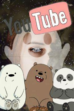freetoedit youtube bears ghast eye