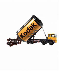 freetoedit kodak dump truck negative