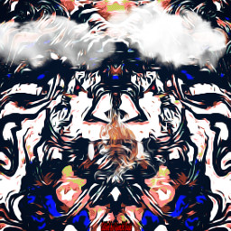 colorsplash demons editedbyme edited