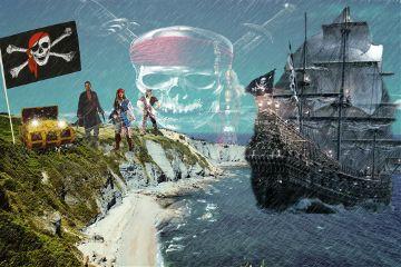 freetoedit pirates beachremix