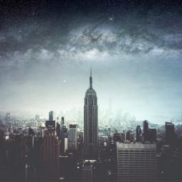 freetoedit twilightzone nyc nycity empirestatebuilding