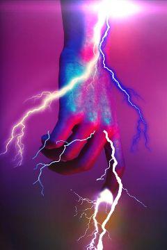 remixed myremix ftestickers lightning lightningbolts freetoedit