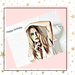 freetoedit birthday caradelevingne