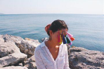 portrait sea views