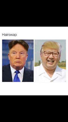 lol donaldtrump president presidenttrump kimjongun