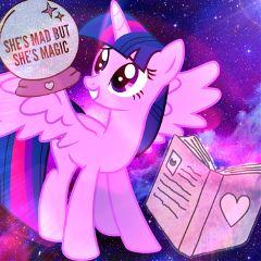 interesting mlp pony magic study