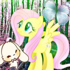 interesting pony kindness mlp bunnies