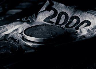 money coins closeup macro