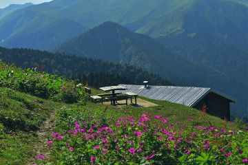 mountain travel turkey nature landscape