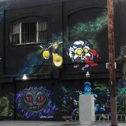 interesting mural murals photography photographer