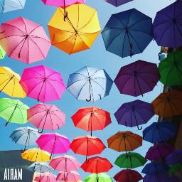 freetoedit ombrello umbrellas colorsplash colorfull