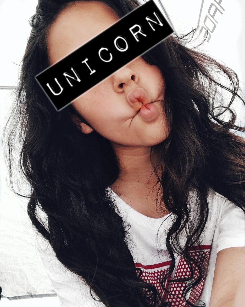 Picsart Instagram Tumblr Tumblrgirls Girl Crazy Unicorn