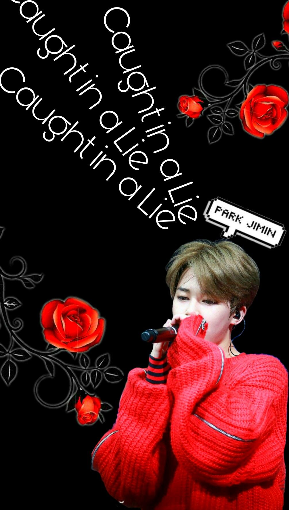 Bangtannugget This Is For You Jimin Wallpaper