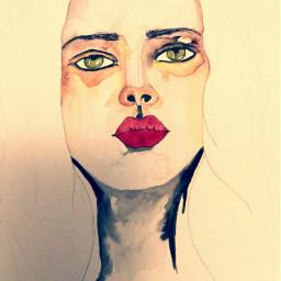 artinprogress wip_onprogress art drawing painting