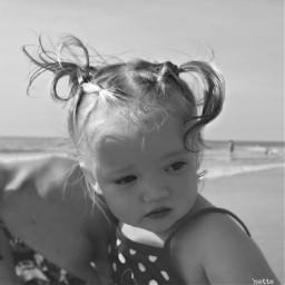 dpcsummerhairstyle beach mygranddaughter