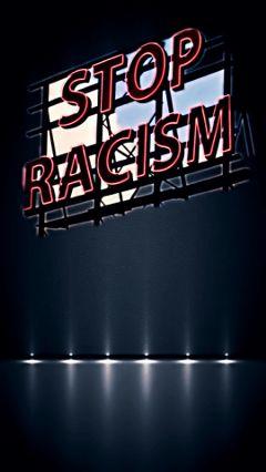 stop racism textart textcutouts lovenothate freetoedit