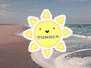 summer textcutout freetoedit