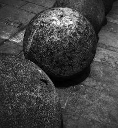 stone blackandwhite texture hdr