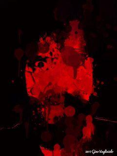freetoedit evil photography portrait bloody