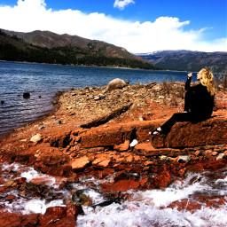 colorado rivers bluestsky vivid funinthesun