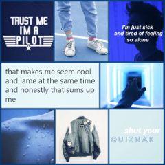 freetoedit blue voltron lancemcclain cool
