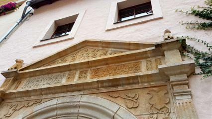facade house architecture old history