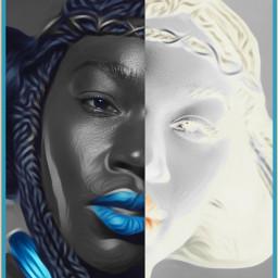 freetoedit edited faces