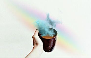 unicorn coffee freetoedit