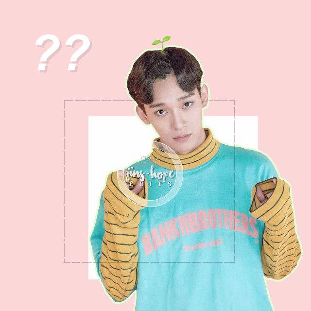 chen requested by @kookiexdae ♡ ☆ have a question about my edits? check my bio for a list of faq's before you ask! ☆  #exo #exochen #chen #kimjongdae #jongdae #exol #kpop #pastel #edits