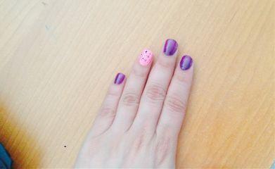 nails sticker hand nailsdesign