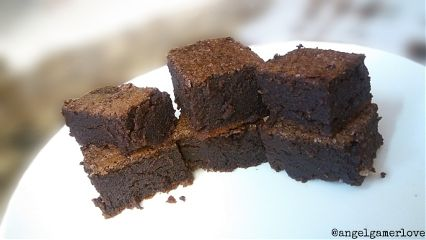 myedit mine home made brownies