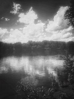freetoedit remixit nature blackandwhite riverside