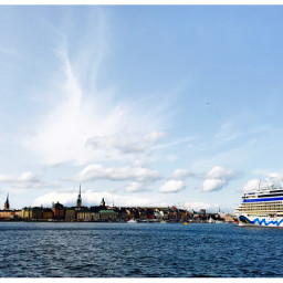 stockholm sky travel nature photography