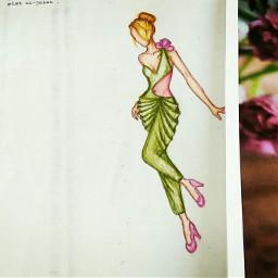 design designart flower fashiondesign