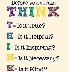 think help inspire kind true