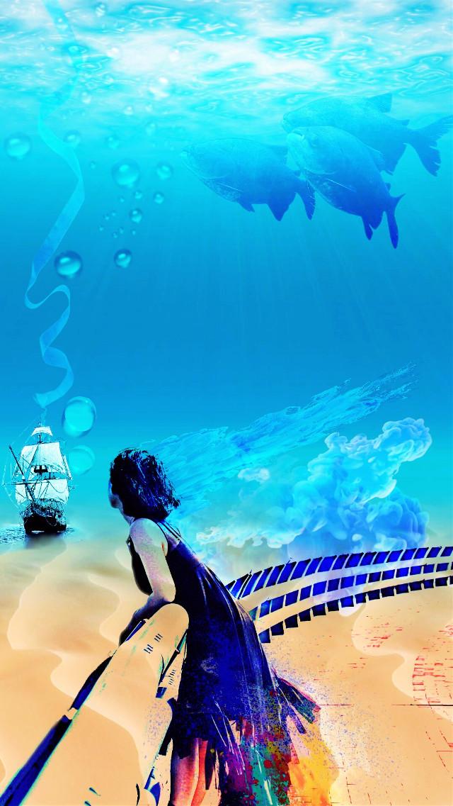 #freetoedit #freetoedit #fantasy #surrealism #remixit #remixed