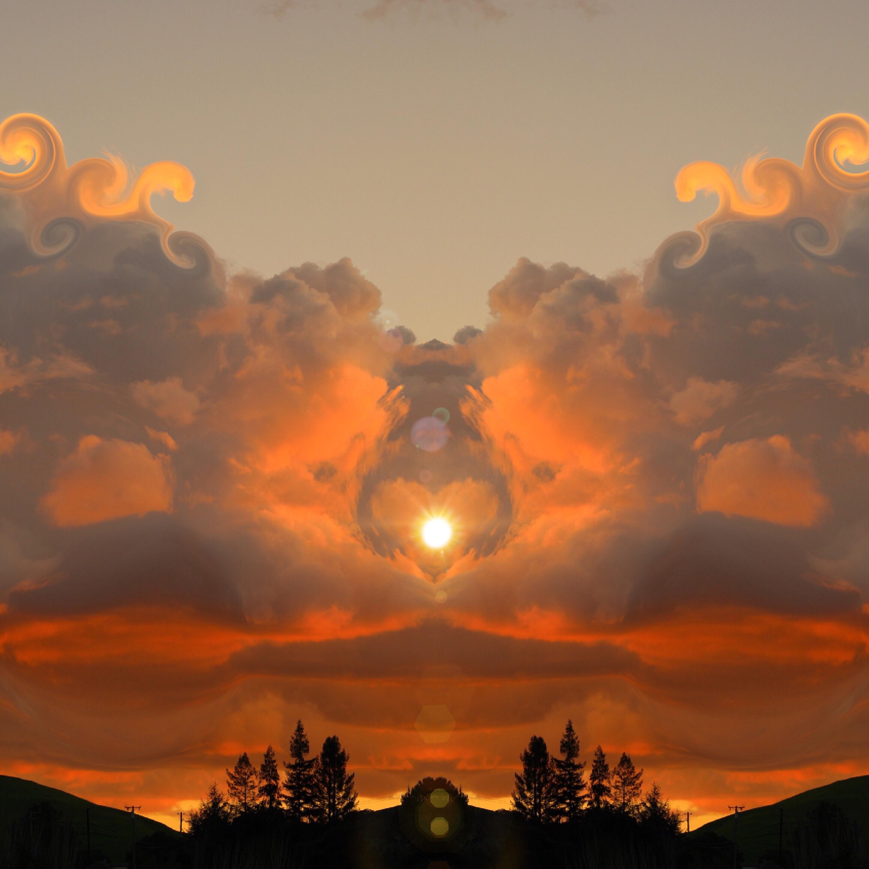 Hearts on Fire❤️Say hello on Instagram👉 instagram.com/alijardine #MagicLandscape #freetoedit #interesting #california #nature #sky #skyporn #surreal #mag