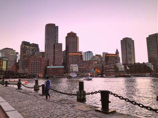 eveningstroll citylights urban twilight freetoedit