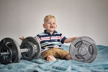 freetoedit baby fitness fitnessmodel son