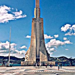lisbon lisboa portugal photography mariner monument history historical travel summer bel urban street architecture
