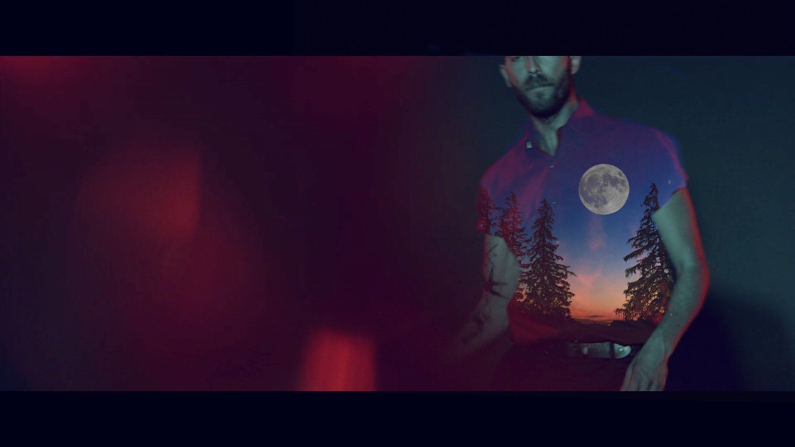#vipproject #mondocozmo #mondocozmovideo #overlay #madewithpicsart #moom #trees #night #picsart